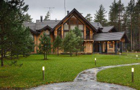 Загородную недвижимость