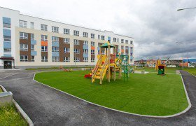 2-комнатная квартира в ЖК Мичуринский