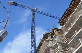 В России сокращается объем строительства жилья