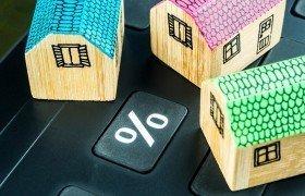 Выдача ипотечных кредитов снизилась на 4,3%