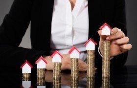 В 2020-м объем выдачи ипотеки на 34% больше чем в 2019-м
