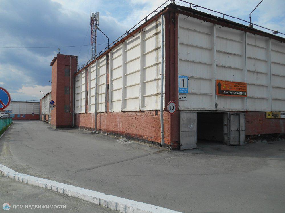 Продажа гаража в Екатеринбурге на ул. Онуфриева, 55