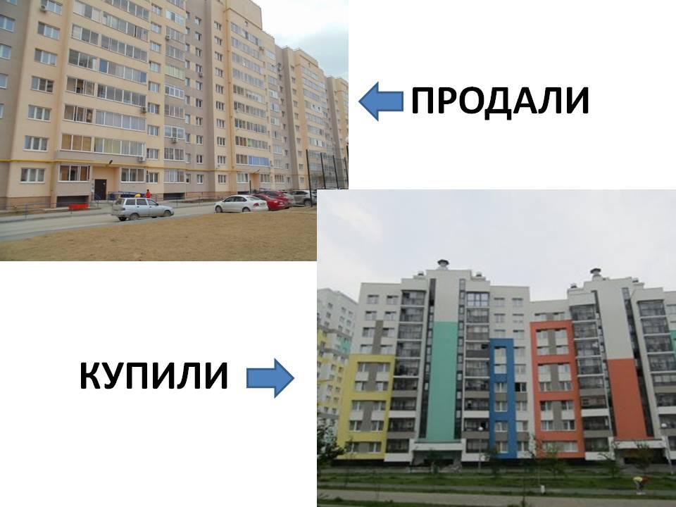 Как обменять 1-комнатную квартиру на 2-х комнатную в Академическом