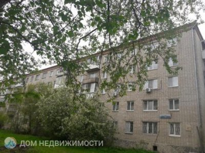 4-комнатная квартира, 61 м2, 1/5 эт.