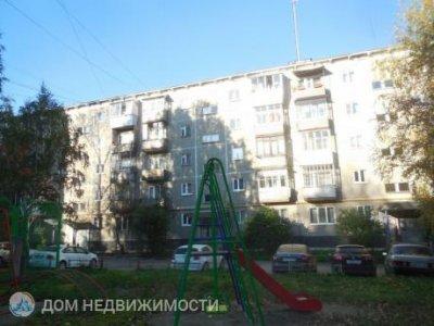3-комнатная квартира, 54 м2, 2 эт.