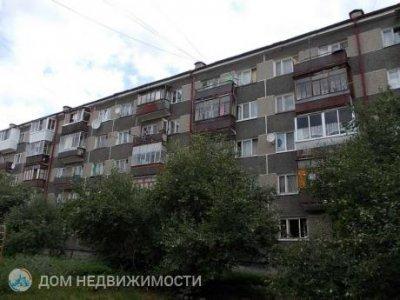 1-комнатная квартира, 29 м2, 3/5 эт.