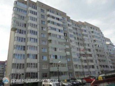 3-комнатная квартира, 72 м2, 9/16 эт.