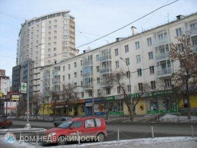 4-комнатная квартира, 94 м2, 4/5 эт.