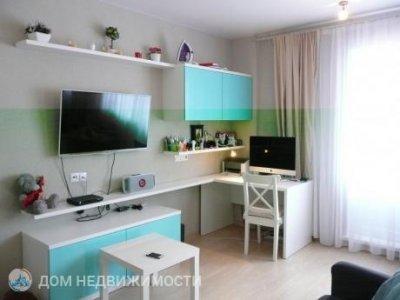 1-комнатная квартира, 40 м2, 14/16 эт.