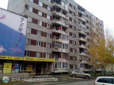 4-комнатная квартира, 71 м2, 6/9 эт.