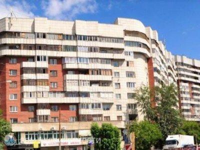 1-комнатная квартира, 36 м2, 3/14 эт.