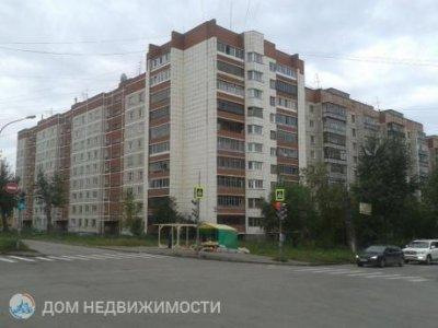 3-комнатная квартира, 58 м2, 3 эт.