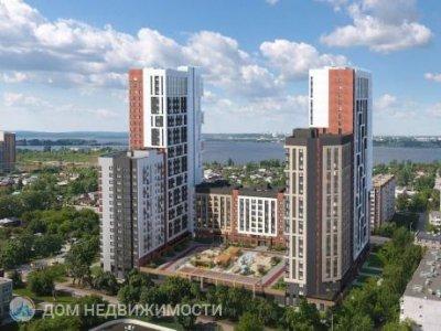 1-к квартира ЖК Русь, 34 м2, 2/29 эт.