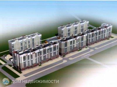 ЖК «Кольцовский дворик», 57 м2, 5/10 эт.