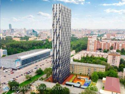4-к. ЖК New House «mART», 110 м2, 30/30 эт.