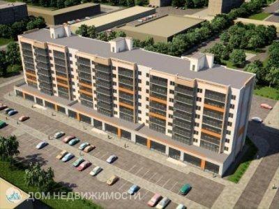1-к. кв. ЖК Белорецкий, 41 м2, 7/8 эт.