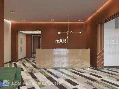 2-к. ЖК New House «mART», 59 м2, 3/30 эт.