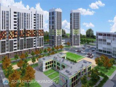 3-к. кв. ЖК Рябиновый, 72 м2, 3/7 эт.