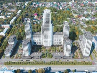 3-к. кв. ЖК Парк Победы, 78 м2, 5/23 эт.