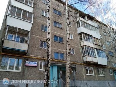 4-комнатная квартира, 58 м2, 1/5 эт.