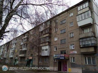 4-комнатная квартира, 57 м2, 4/5 эт.