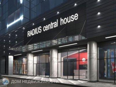Апартаменты ЖК Radius Central House, 33 м2, 8/15 эт.