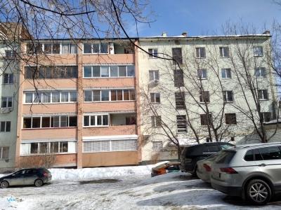 1-комнатная квартира, 19 м2, 2/5 эт.