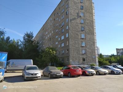2-комнатная квартира, 43 м2, 9/9 эт.