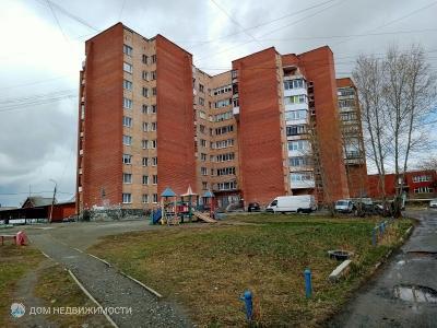 1-комнатная квартира, 33 м2, 4/9 эт.