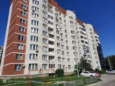 3-комнатная квартира, 81 м2, 4/10 эт.