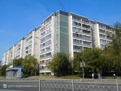 3-комнатная квартира, 65 м2, 8/9 эт.